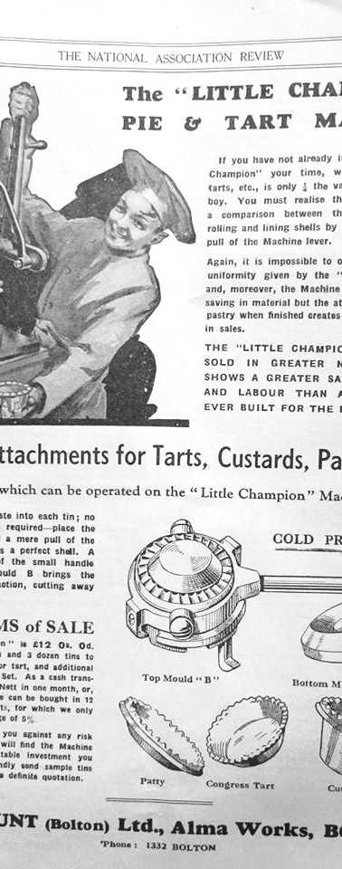 Little Champion Advert