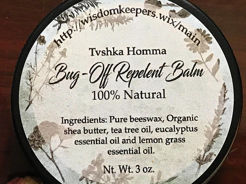 Bug Off Repelent Balm