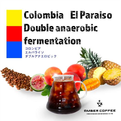 コロンビア エルパライソ ダブルアナエロビック