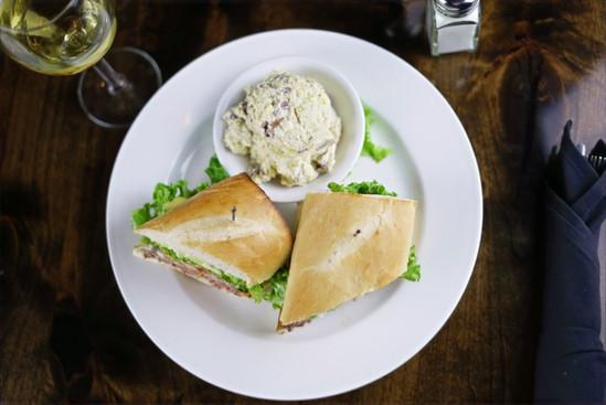 Pete's Natomas Sandwich