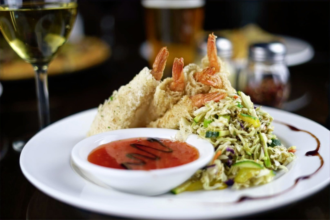 Pete's Natomas Seafood Platter