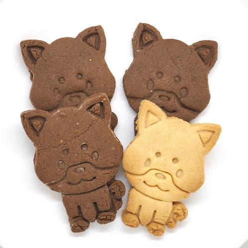 柴犬クッキー型