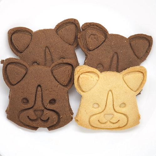 ウェルシュコーギー クッキー型