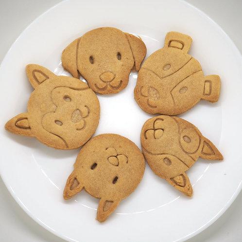 犬 クッキー型 5点セット