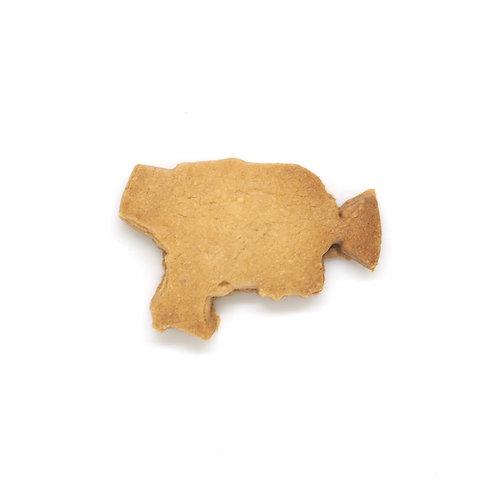 銃のクッキー型