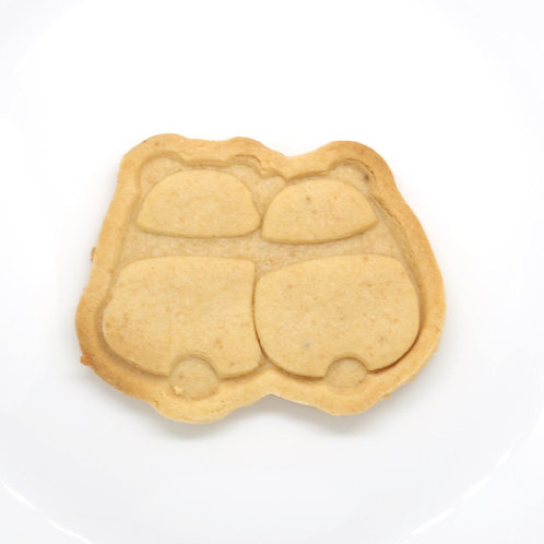 ラブラブパンダ クッキー型