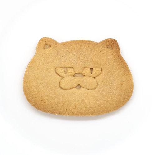 デブネコ クッキー型