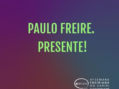 Paulo Freire nunca foi tão necessário