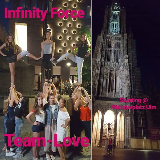 TEAM-Abend der Infinity Force in Ulm 🔥🎀