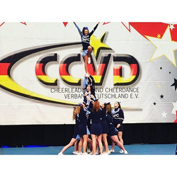 Be famous Cheer Company_Storm Chasers__#ccvd#rmsüd#rmsüd2016#hof#StormChasers#BFCStormChasers#befamo