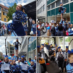 Das Internationale Fest in Ulm😊_🎀Die Be famous Cheer Company bei der Parade durch Ulm🎀_#juniors#p