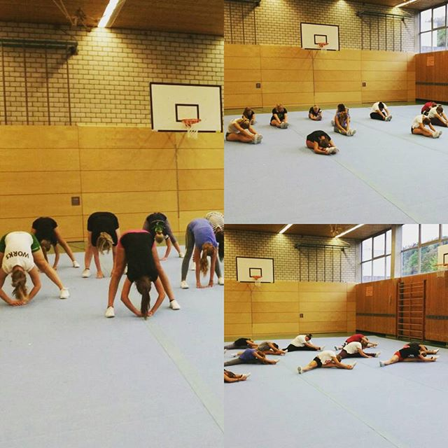 Trainingsstart in die neue Saison_#Cheerleader#Sport#cheerleading#wormup#ccvd