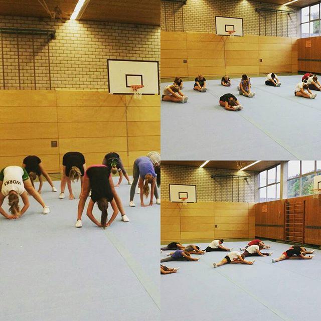 Trainingsstart in die neue Saison_#Cheerleader#Sport#cheerleading#wormup#ccvd