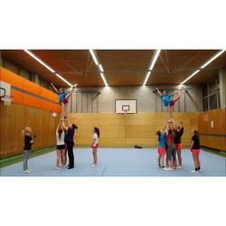 🎀Unsere Juniors sind voll in der Meisterschaftsvorbereitung _#befamouscheer#cheer#bfc#elchingen#bfc