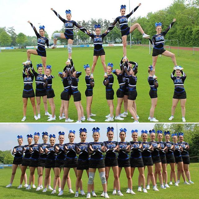 🎀Southern Cheer Classics🎀__Trotz ein paar Fehlern in der Routine lassen unsere Seniors Infinity Fo