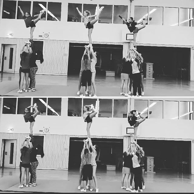 #train#bfc#bfcthunders#cheerleader#lib#scale#instacheer#instagood#training#team