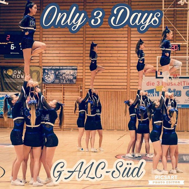 3 Days_#GALC#galcsüd#varsitiy#Bfc#oberelchingen#cheerlove#competition