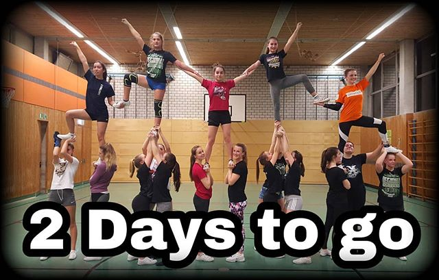 🎀Noch 2 Tage🎀_We don't practice until we get it right