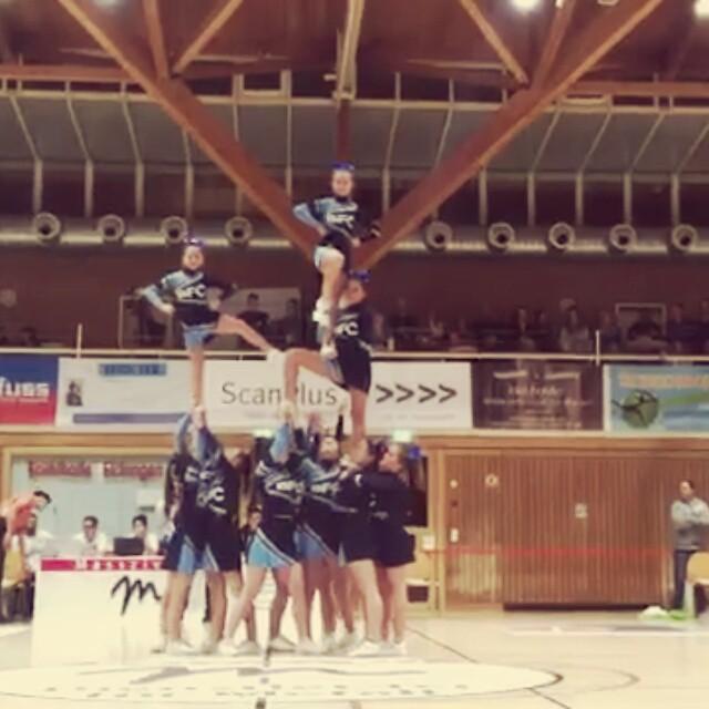 Unsere Mädels beim heutigen Auftritt _#Basketball#Spiel#Game#Auftritt#Auszeit#Bfc#cheer#cheerleader#