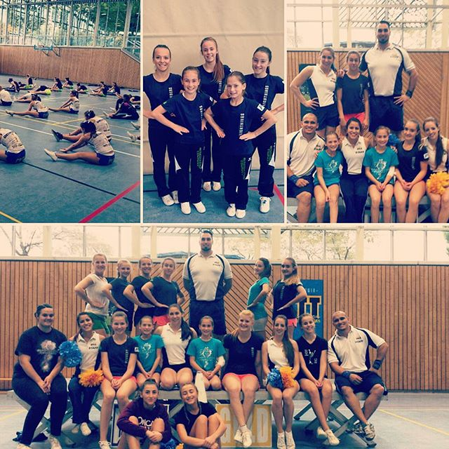 Geiles UCA Camp Süd - danke an die tollen uca Staffs_#uca#Camp#cheer#Cheerleader#cheerleading#fun#ha
