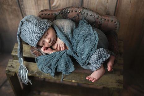 Neugeborenen Fotografie / Newborn Shooting