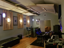 vybe studio control room 2