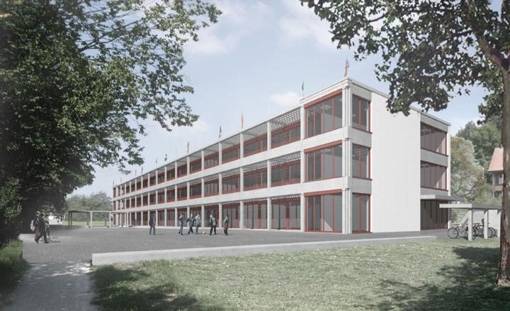 Schulhaus Birmensdorf