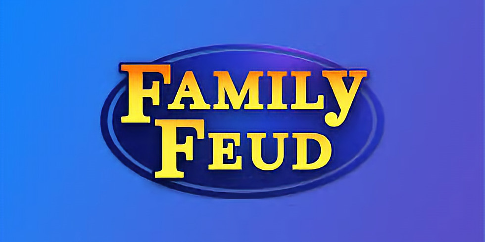 Family Feud Game Night with Chili Cookoff