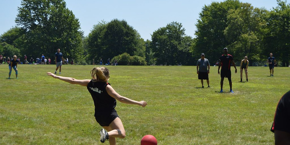 Open Kickball Game