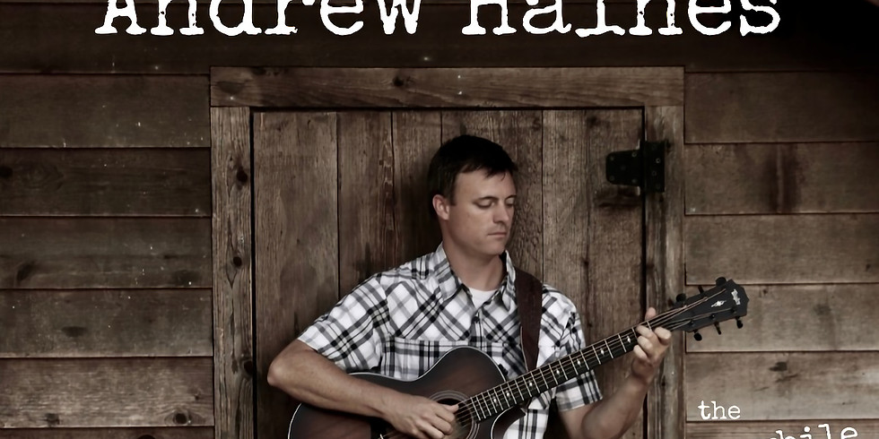 Free Concert with Andrew Haines