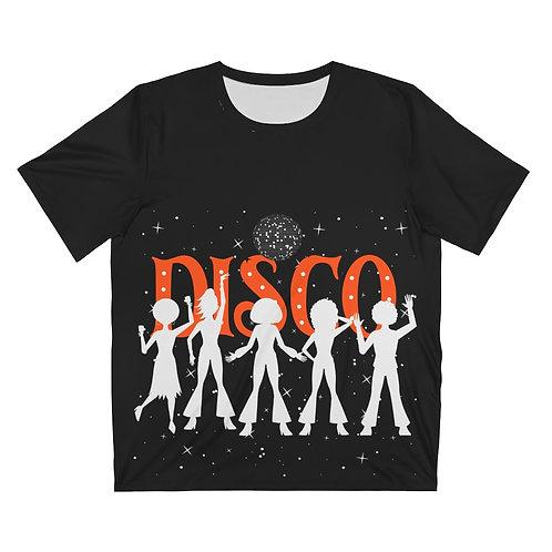 Disco Unisex AOP Cut & Sew T-Shirt