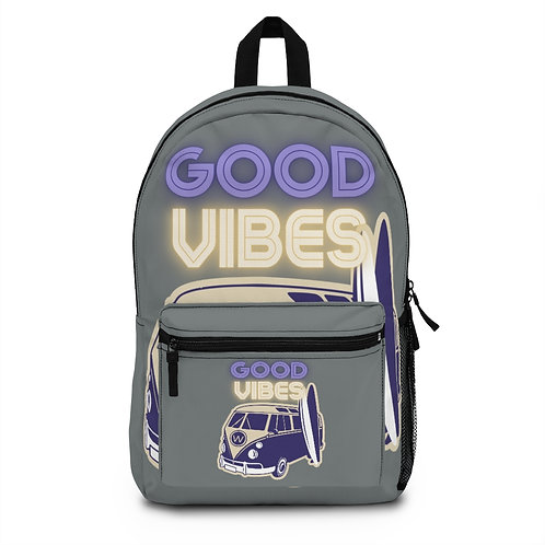 Good Vibes Backpack (Made in USA)
