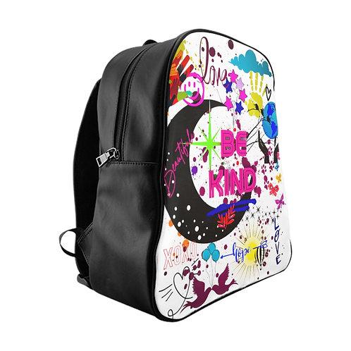 Be Kind School Backpack