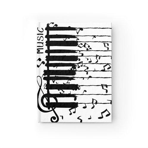 Music Journal - Ruled Line