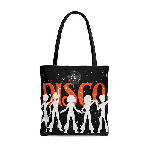 Disco AOP Tote Bag