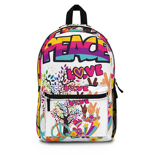 Peace Backpack (Made in USA)
