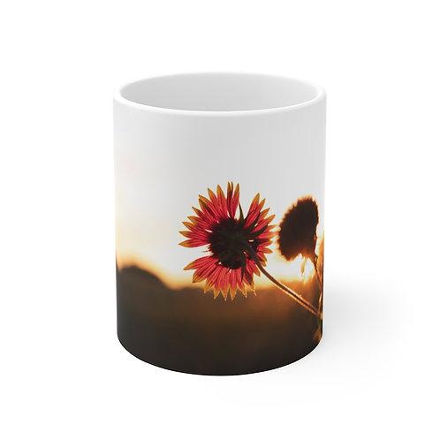 Floral Ceramic Mug (EU)
