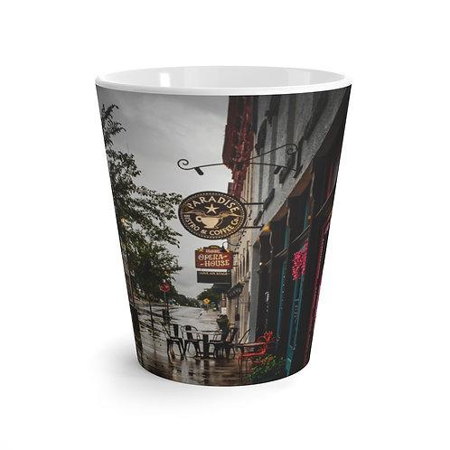 Paradise Latte mug