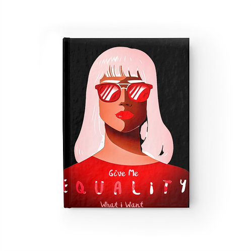 Equality Journal - Ruled Line