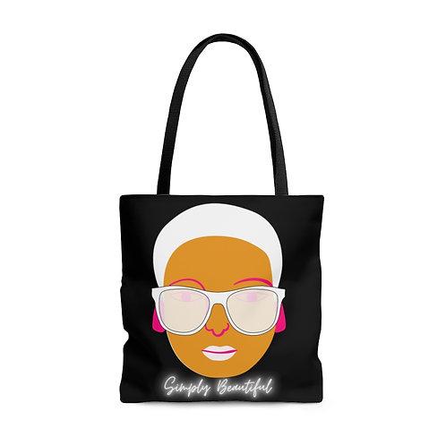 Simply Beautiful AOP Tote Bag