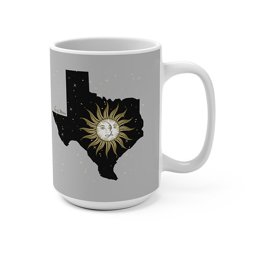Texas Moon Mug 15oz