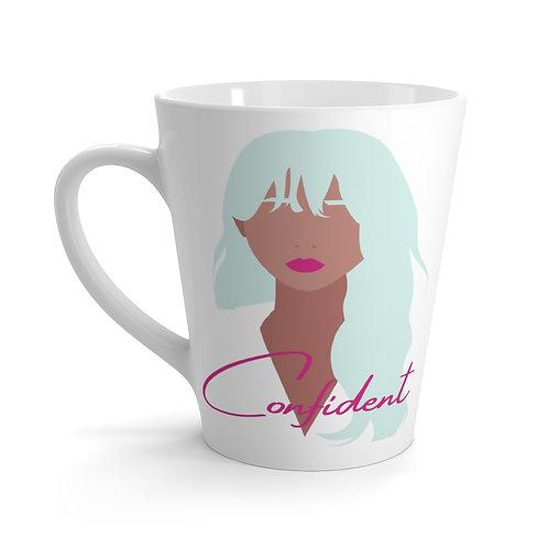 Confident Latte Mug