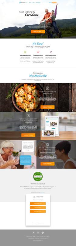 Beyond Diet Public Homepage