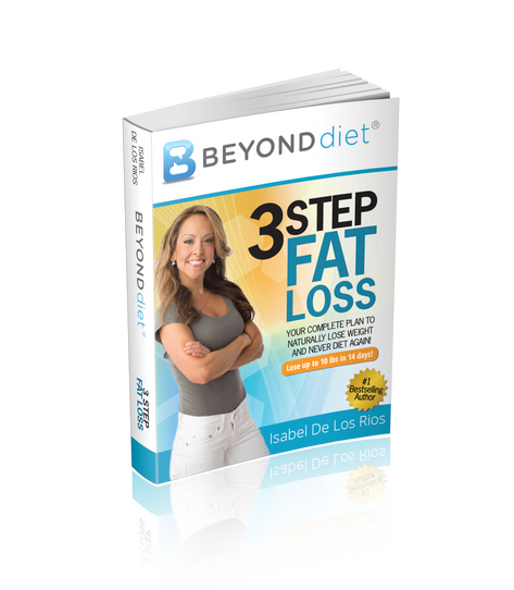 Beyond Diet Manual Mockup