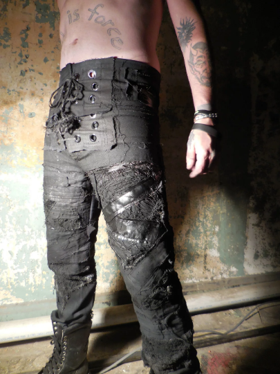 REANIMATED PANTS