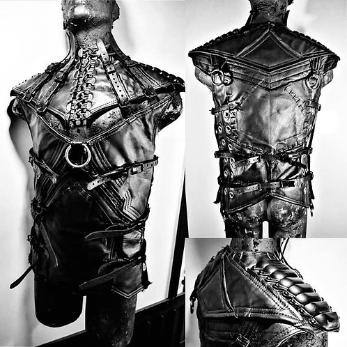 The Vindicator Leather Armor
