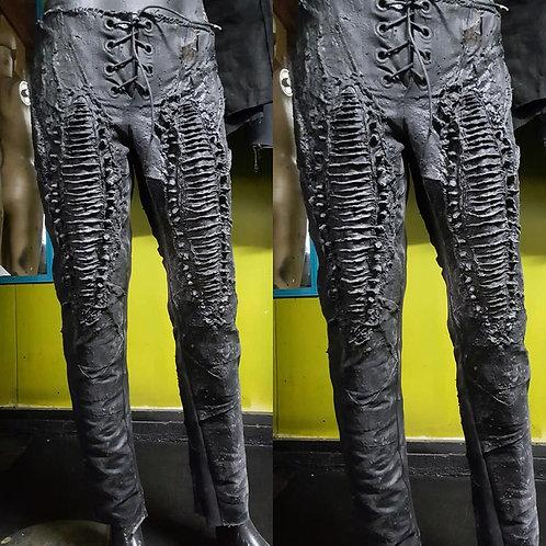 Custom Sculpted Pants!