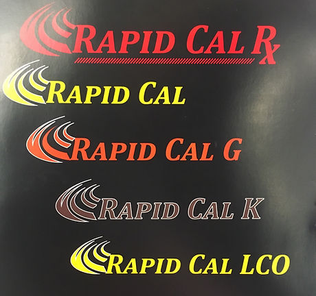 Rapid Cal Products