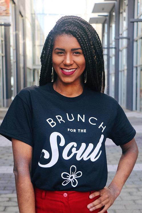 Brunch for the Soul T-shirt - Short Sleeve