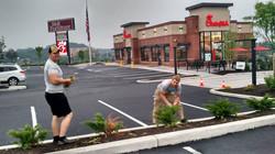 Servicing Chick-Fil-A Harrisburg